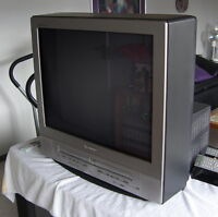 "Sharp 27"" TV/VCR/DVD Combination"