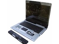 ASUS LAPTOP FULLY WORKING CHEAP PRICE £80 COLLECT ANYTIME IDEAL FOR STUDENT