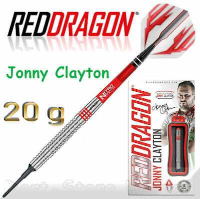 "RED DRAGON Softdarts ""JONNY CLAYTON"", 20g"