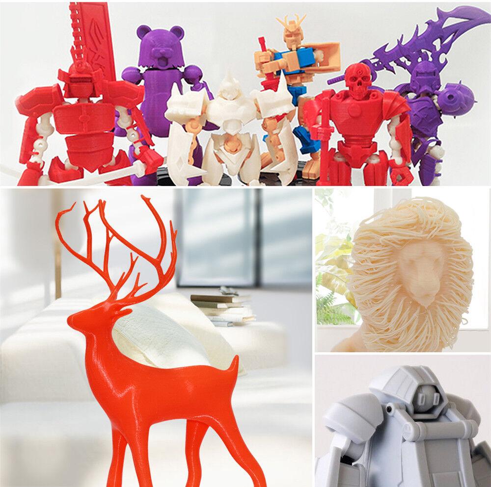 PETG 2.2lbs 1KG 500g ANYCUBIC 1.75mm 3D Printer Filament Spool ABS TPU PLA