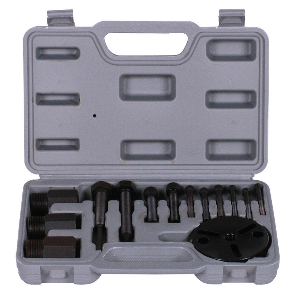 A/C Compressor Clutch Remover Installer Puller Tool car  maintenance tools set