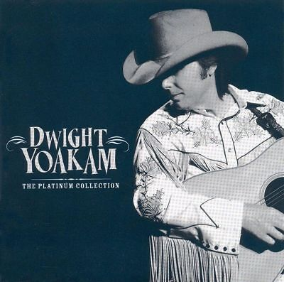 DWIGHT YOAKAM - THE PLATINUM COLLECTION CD ~ GREATEST HITS / BEST OF