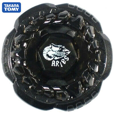 Rock Toys (Limited Edition TAKARA TOMY Rock Aries ED145D BLACK WBBA Beyblade - USA)