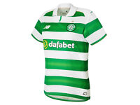 ADULT'S CELTIC 2016/2017 HOME SHIRTS, LAST FEW TO CLEAR £18