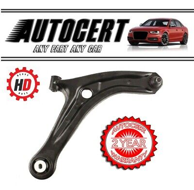 FORD FIESTA MK7 2008> FRONT LOWER SUSPENSION CONTROL ARM / WISHBONE RIGHT SIDE
