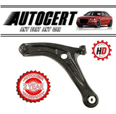 FORD FIESTA MK7 2008> FRONT LOWER SUSPENSION CONTROL ARM / WISHBONE LEFT SIDE