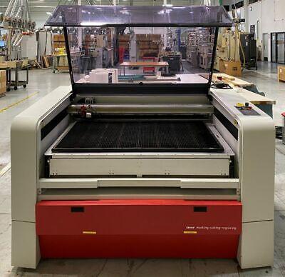 120 Watt Trotec Speedy 500 Co2 Laser Engraver