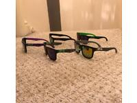Men's/women's spy+ sunglasses various colours