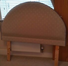 Headboard for double bed - perfect condition