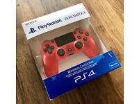 Sony PlayStation DualShock 4 -Red (PS4)