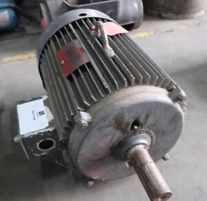 Lincoln 15hp Industrial Electric Motor