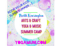 Summer Camp Montessori Teacher and Montessori Aid Wanted.
