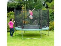 8ft Trampoline with side netting