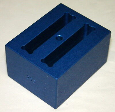 Vwr Modular Heating Block For Square Cuvettes Model 13259-290