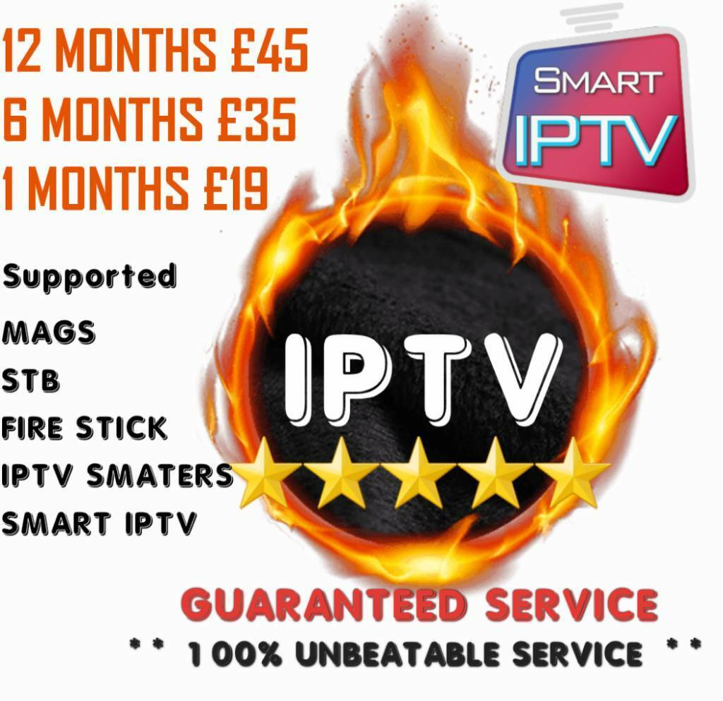🇬🇧 IPTV FROM £19 99 FLAWLESS SERVICE 100% MONEY BACK GUARANTEED   in  Salford, Manchester   Gumtree