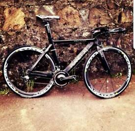 Planet X Stealth Pro Carbon TT Bike