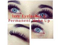 Eyelashes Extension by Fully Qualified Technician-4.5yrs experience -Lashes 1:1 & volume 2D & 3D