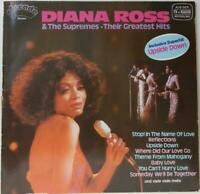 Diana Ross & The Supremes - Their Greatest Hits -LP- Vinyl Arcade Niedersachsen - Walsrode Vorschau
