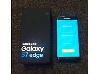 Samsung Galaxy S7 Edge 32gb Black Onyx Boxed New For Sale Open To O2 Network