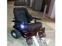 Sunrise medical F55 - the legendary most stable comfortable adaptable powerchair on the planet!