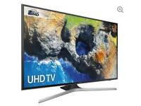"SAMSUNG UE50MU6120 50"" Smart 4K Ultra HD HDR LED TV"