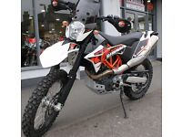 KTM Enduro R 690 2014 14 Reg Swap p/x for Autograss or Motorhome, Camper or Racetruck