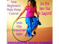 Hula Hoop Beginners Starts 27th September 8.30pm