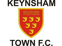 GOALKEEPER NEEDED KEYNSHAM TOWN A FC