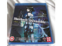 Mardock Scramble blu-ray volume 1