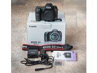 Canon 5D mark ii body. (5D mk ii, 5D mark 2, 5D mk 2, 5D mk II, 5D mark II)