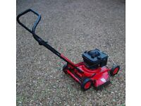 Rover lawnmower for spares or repair 4.5HP Briggs & Stratton engine