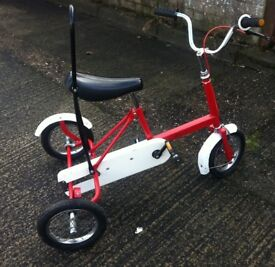 Pashley Polo Tricycle FREE DELIVERY Kids Bike Bicycle Toy Cycling Retro Style Vintage Collector