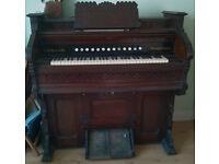 Harmonium (reed organ)