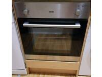 Whirlpool (Ignis) FXZM6 elecric oven..with FREE HOB