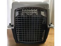 PetMate IATA approved flight Travel carrier / kennel for small and medium dog or cat