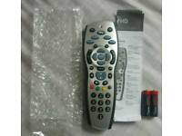 BRAND NEW SKY + PLUS HD REMOTE CONTROL 2017 REV 9f REPLACEMENT