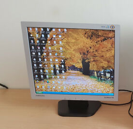 17 inch Samsung PC Monitor