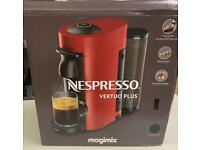 NESPRESSO by Magimix Vertuo Plus M600 Coffee Machine Black