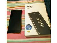 Z5 premium on o2 boxed good condition