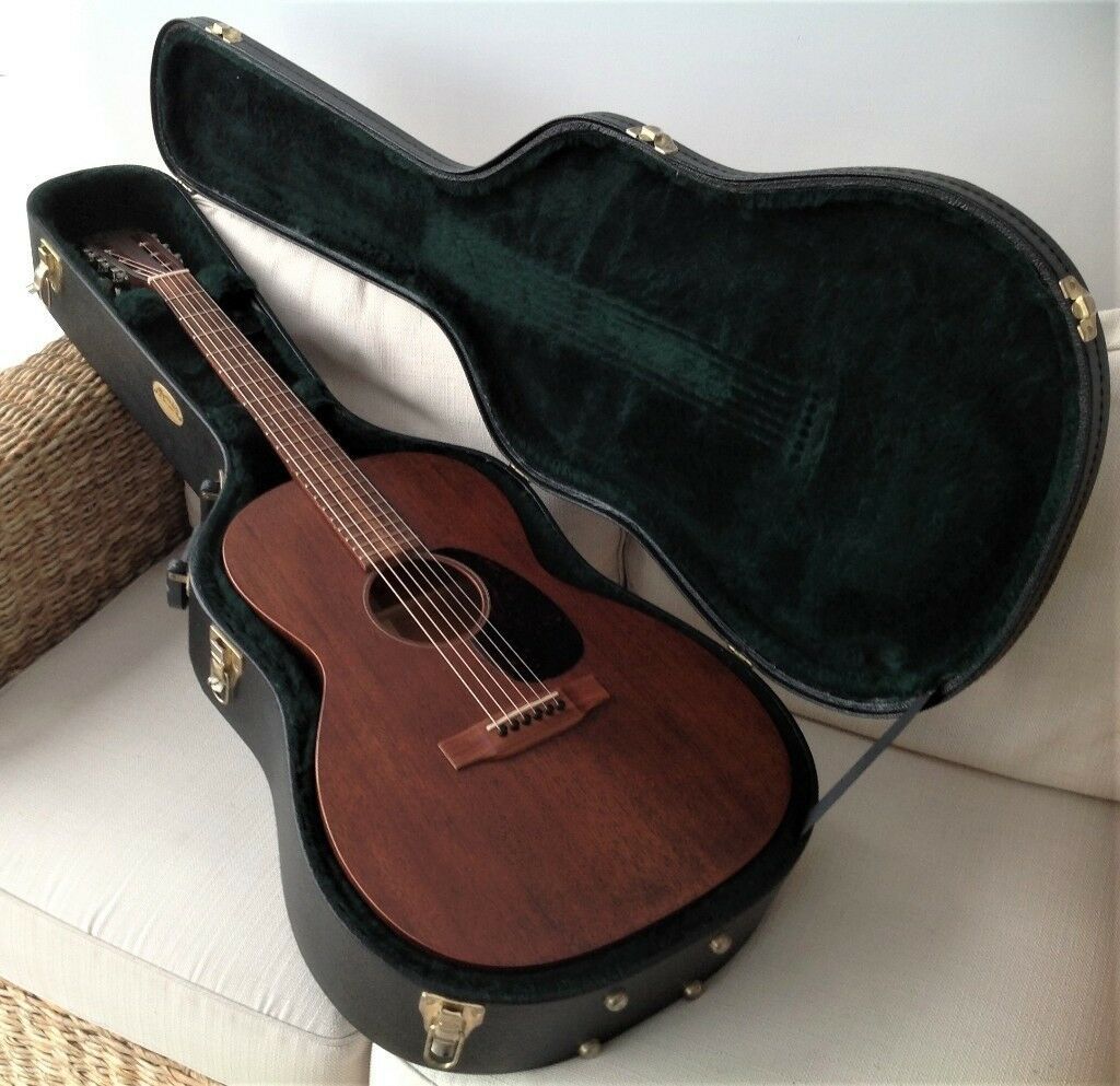 MARTIN 000-15SM MAHOGANY ACOUSTIC GUITAR 2013 12 FRET 13/4'' NUT WITH OHSC  - POSTAGE AVAILABLE | in Little Neston, Cheshire | Gumtree