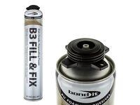 750ml Bond It Gun Grade Expanding Foam - Fill and Fix