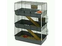3 Tier Indoor Rabbit / Guinea Pig Cage