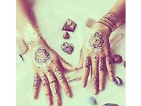 Temporary Henna/Mendhi Tattoo - Body Art - Low Prices