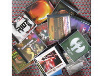 Rock CDs -Hawkwind, ZZ Top, Foreigner, Deep Purple and more, all in excellent condition. £3 each