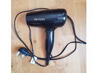 Revlon 9142CU Power Dry Hair Dryer 2000W With 3 Settings Black
