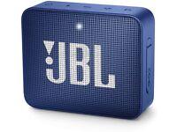 JBL Portable Bluetooth Speaker with Rechargeable Battery – Waterproof – Built-in Speakerphone