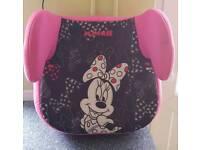 Disney Minnie Mouse seat