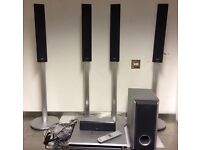 home theatre sound system. Sony 7 piece, Superior sound real quality £30 07823398510