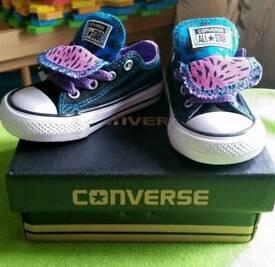 Original converse size infant 4