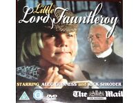Little Lord Fauntleroy DVD Promo The Mail On Sunday Alec Guinness Rick Shroder